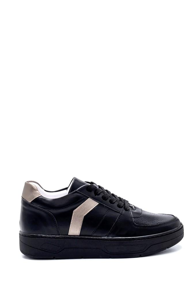 Siyah Kadın Sneaker 5638259816