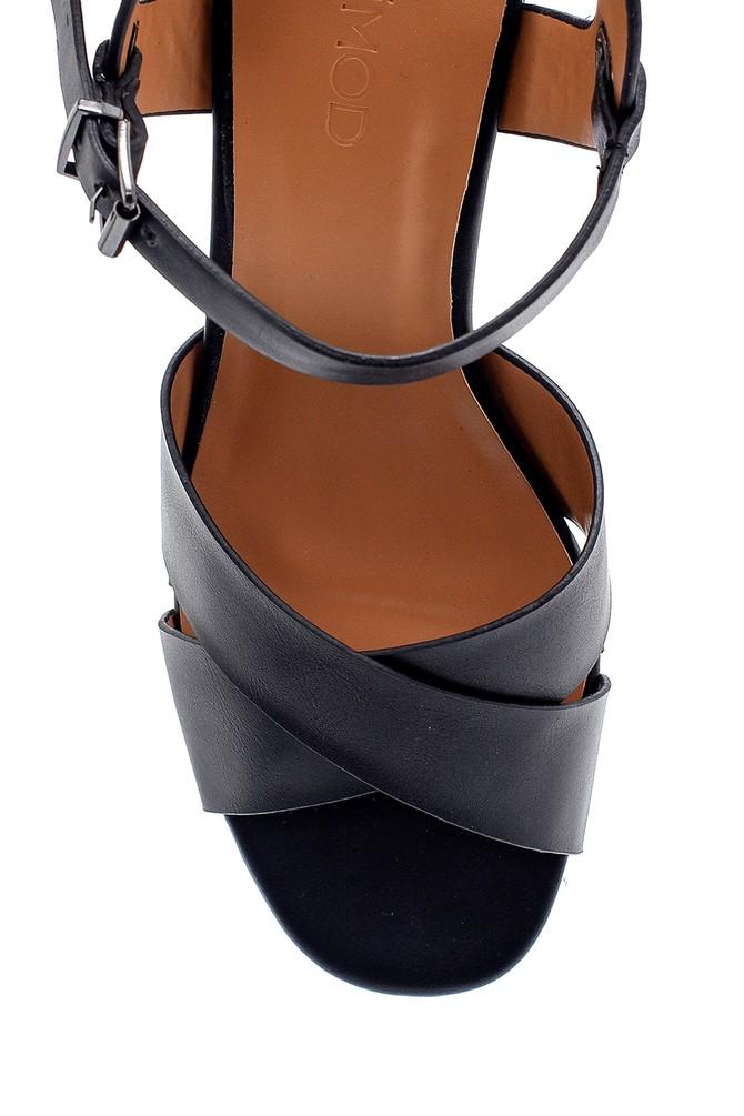 5638271669 Kadın Topuklu Sandalet