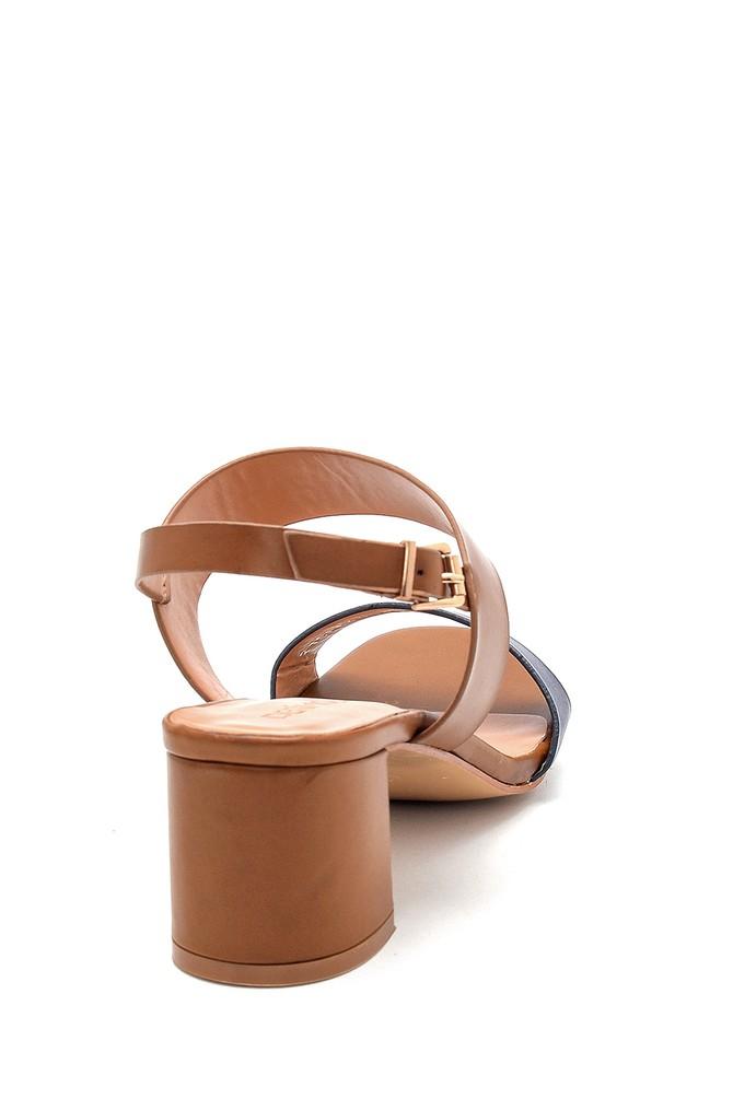 5638271626 Kadın Topuklu Sandalet