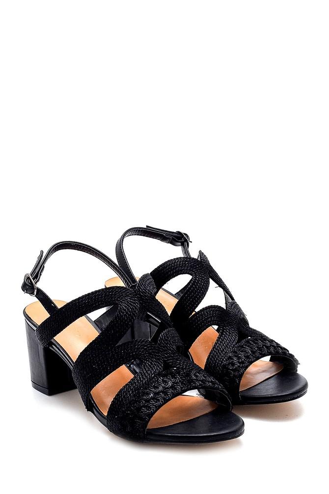 5638271740 Kadın Topuklu Sandalet