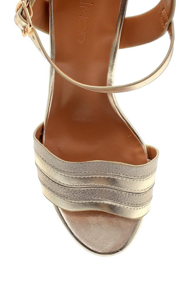 5638271773 Kadın Topuklu Sandalet