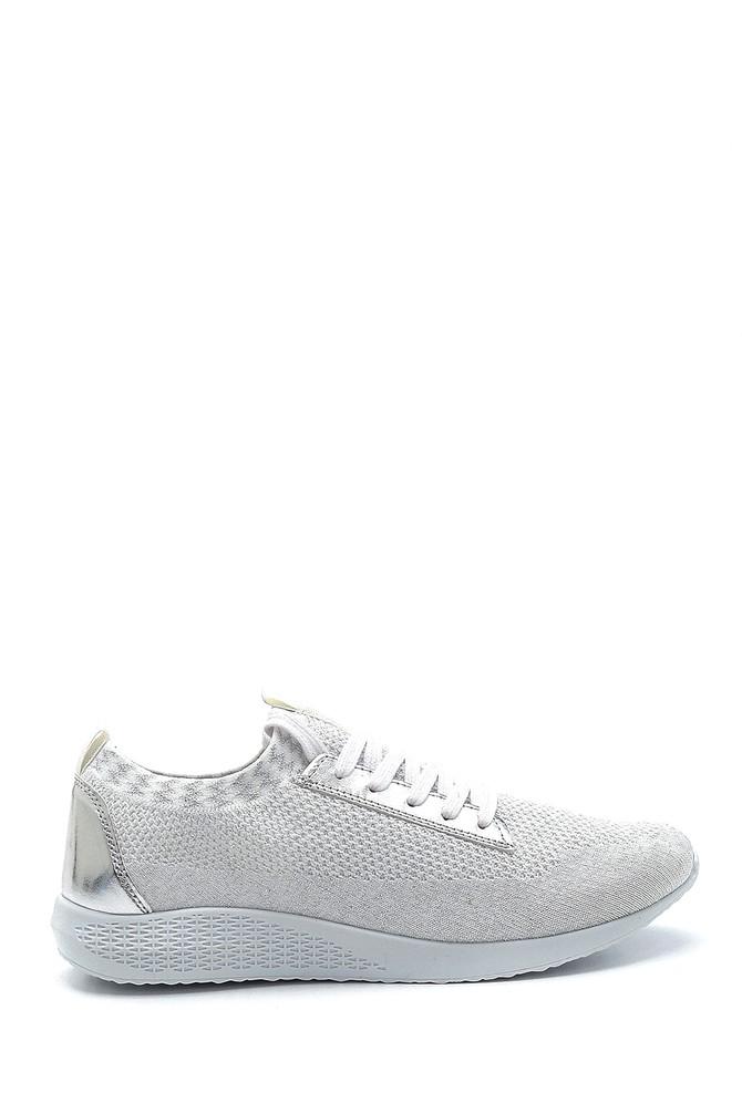 Beyaz Kadın Sneaker 5638280385