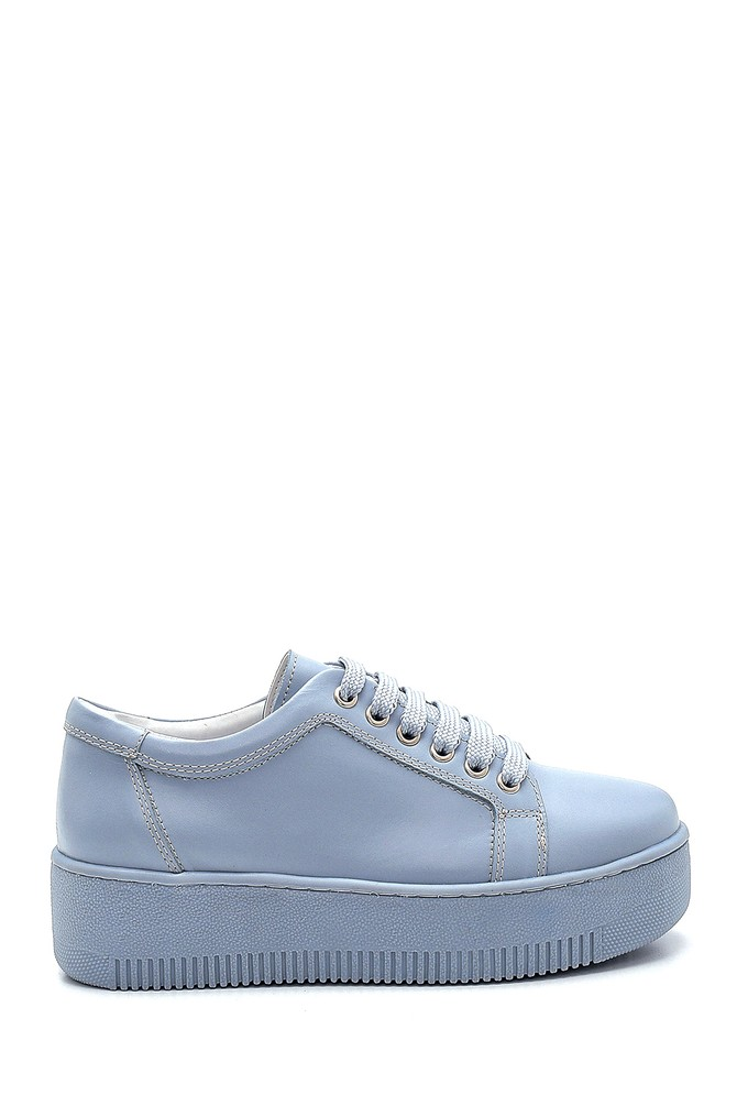 Mavi Kadın Deri Sneaker 5638292392
