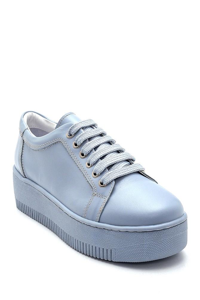 5638292392 Kadın Deri Sneaker