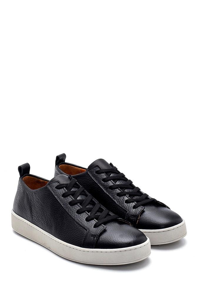 5638257893 Erkek Deri Sneaker