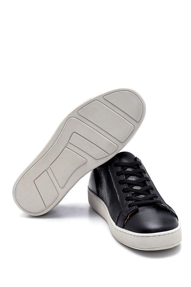 5638257873 Erkek Deri Sneaker