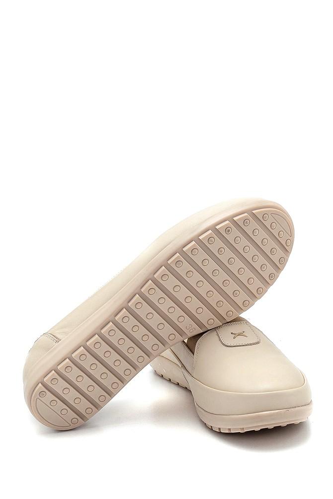 5638265435 Kadın Deri Ayakkabı