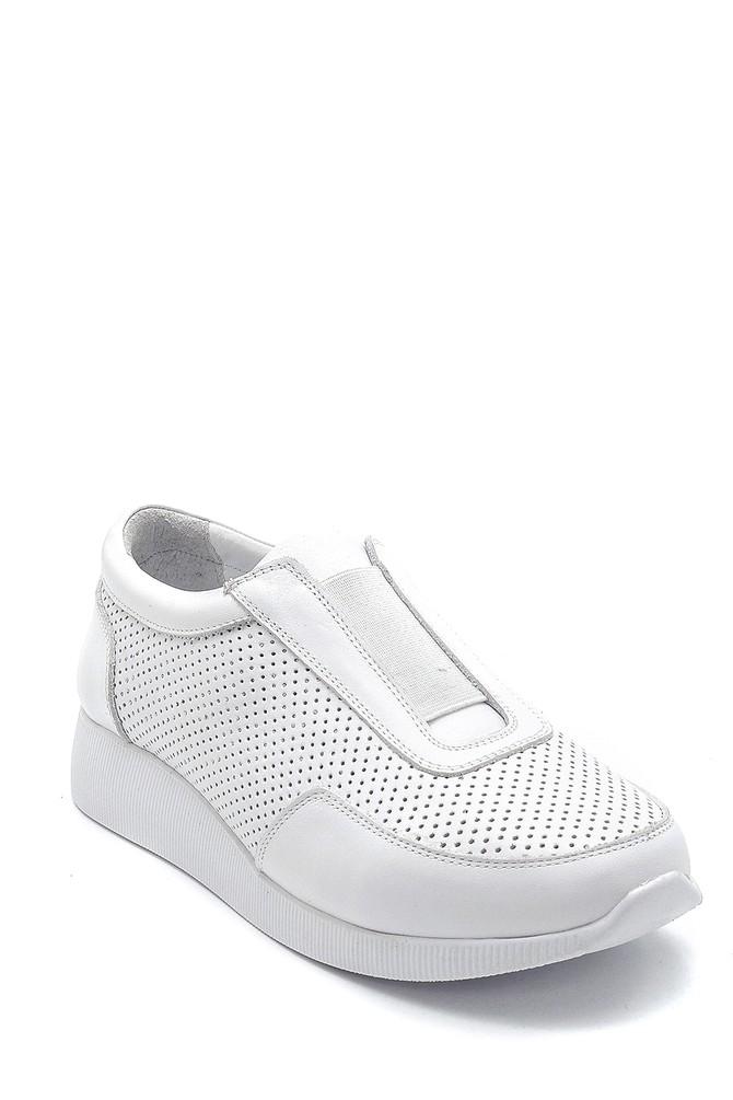 5638265712 Kadın Deri Sneaker