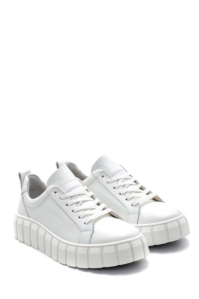 5638273017 Kadın Deri Sneaker