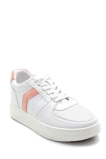 Beyaz Kadın Sneaker 5638259814