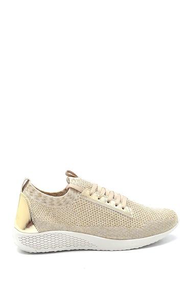 Altın Kadın Sneaker 5638280371