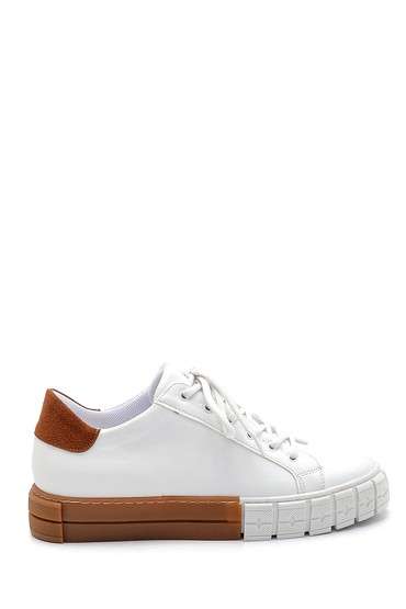 Beyaz Kadın Sneaker 5638291776