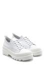 5638281302 Kadın Deri Sneaker