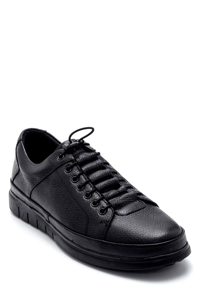 5638273134 Erkek Deri Sneaker