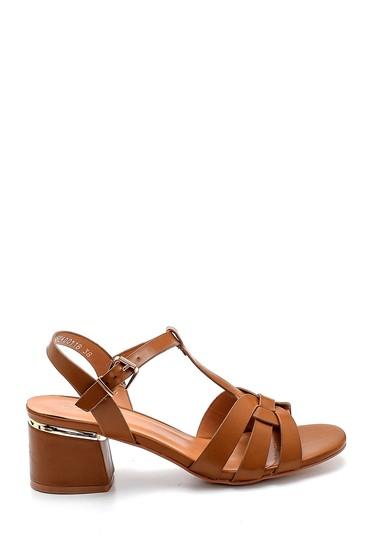 Taba Kadın Topuklu Sandalet 5638271544
