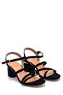 5638271586 Kadın Topuklu Sandalet