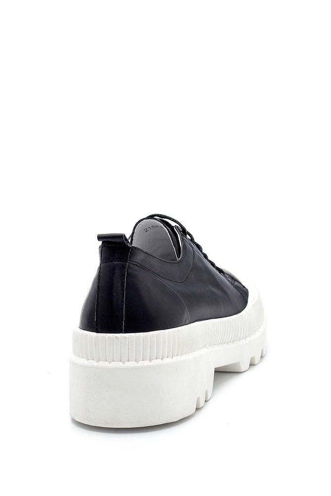 5638281316 Kadın Deri Sneaker