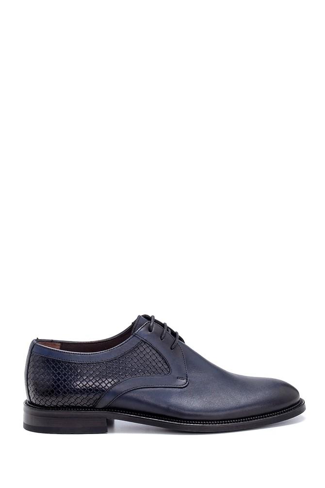 Lacivert Erkek Deri Klasik Ayakkabı 5638250917