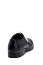 5638256936 Erkek Deri Baskılı Klasik Ayakkabı
