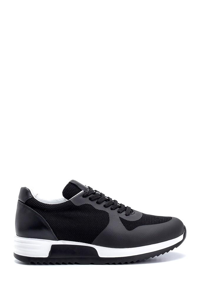 Siyah Erkek Sneaker 5638275849