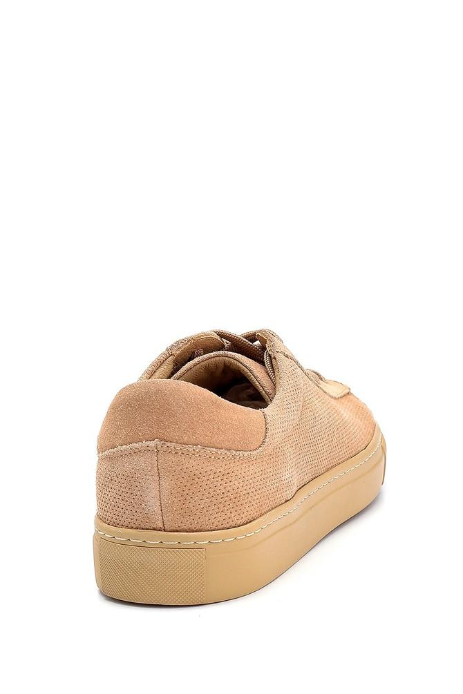 5638245716 Erkek Süet Deri Sneaker