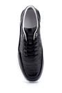 5638275809 Erkek Kroko Desenli Sneaker