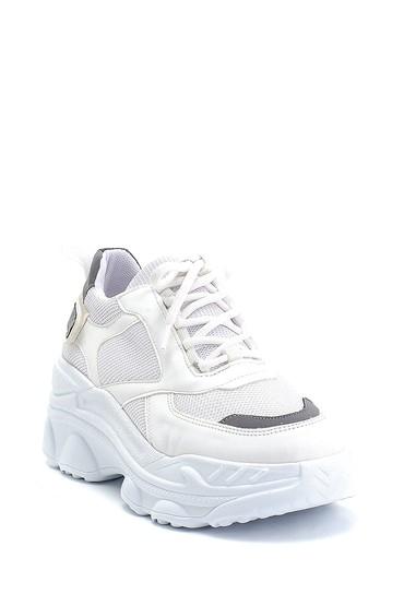 Beyaz Kadın Sneaker 5638273575