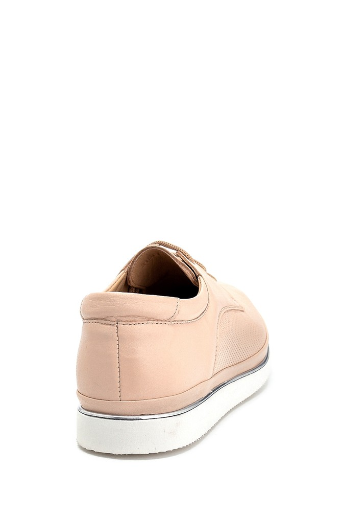 5638276096 Kadın Deri Casual Ayakkabı