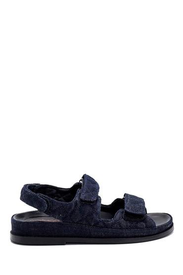 Mavi Kadın Deri Sandalet 5638286922