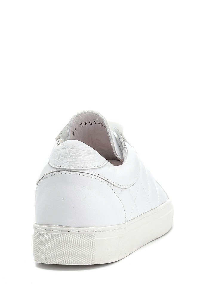 5638288429 Kadın Deri Sneaker