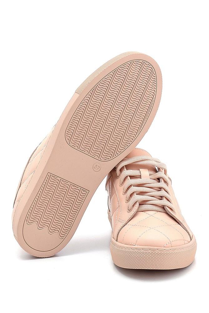5638288431 Kadın Deri Sneaker