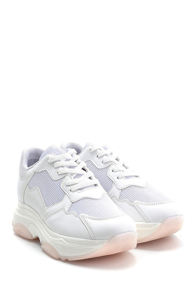 5638292420 Kadın Yüksek Tabanlı Sneaker