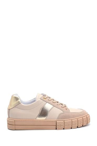Bej Kadın Sneaker 5638291760