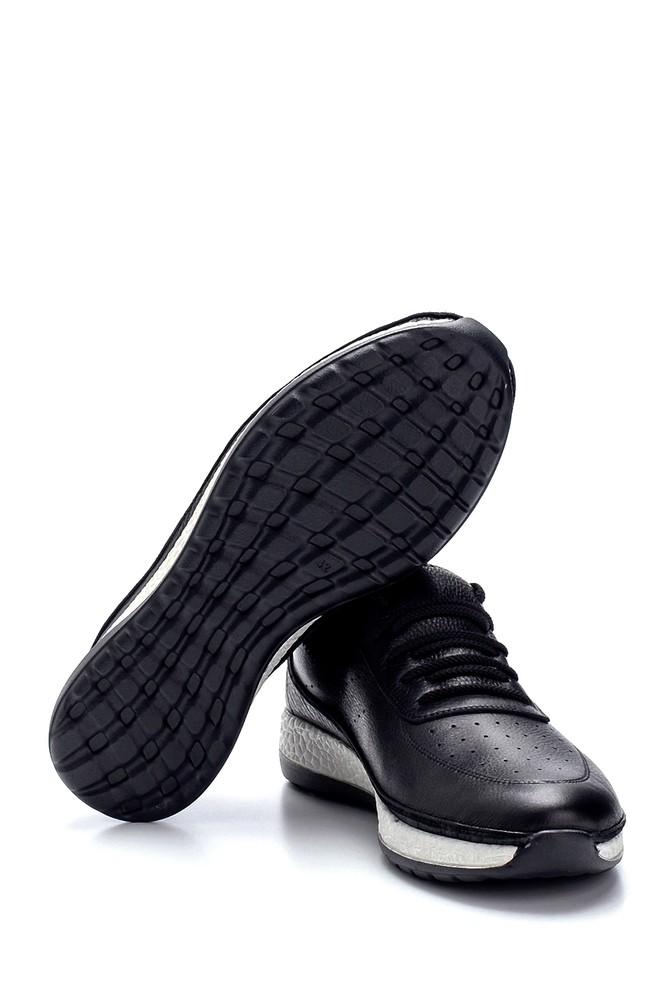 5638248698 Erkek Deri Sneaker