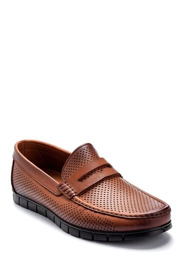 Taba Erkek Deri Loafer 5638251417