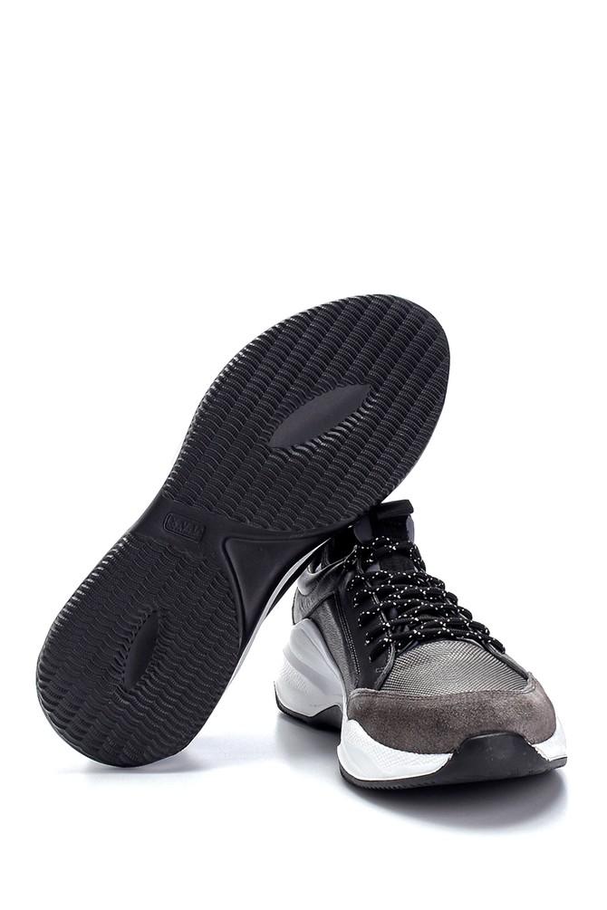 5638253253 Erkek Deri Sneaker