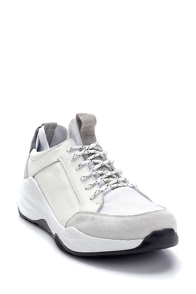 5638253263 Erkek Deri Sneaker