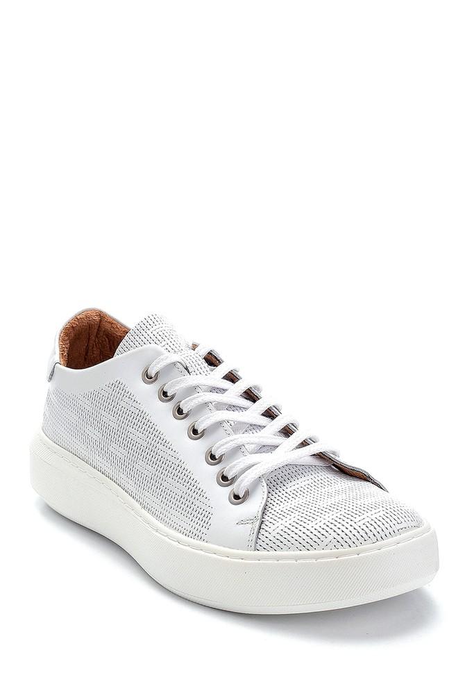 5638254582 Erkek Deri Sneaker