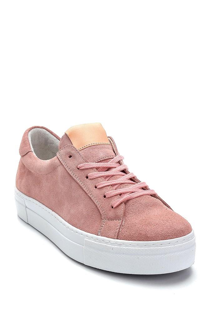 5638272922 Kadın Süet Sneaker