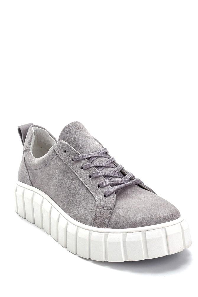 5638273009 Kadın Süet Sneaker
