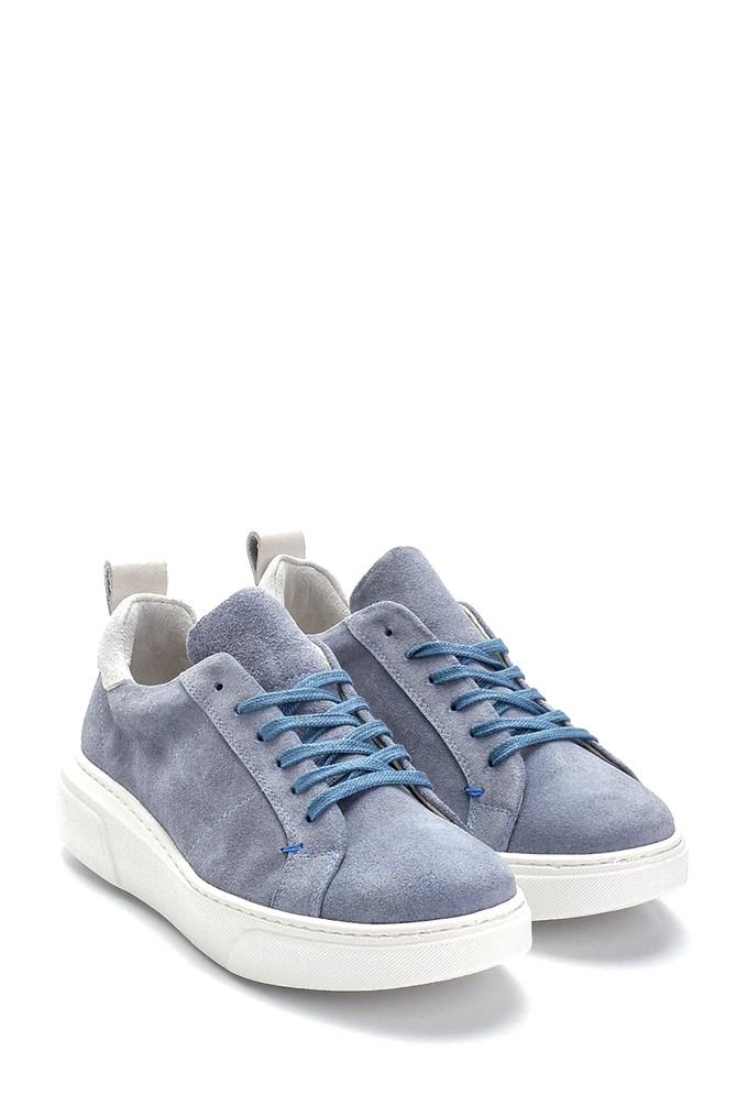 5638273048 Kadın Süet Sneaker