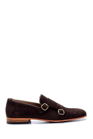 Kahverengi Erkek Süet Klasik Ayakkabı 5638275414