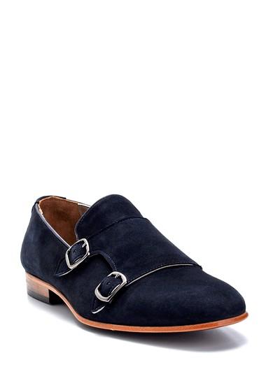 Lacivert Erkek Süet Klasik Ayakkabı 5638275409
