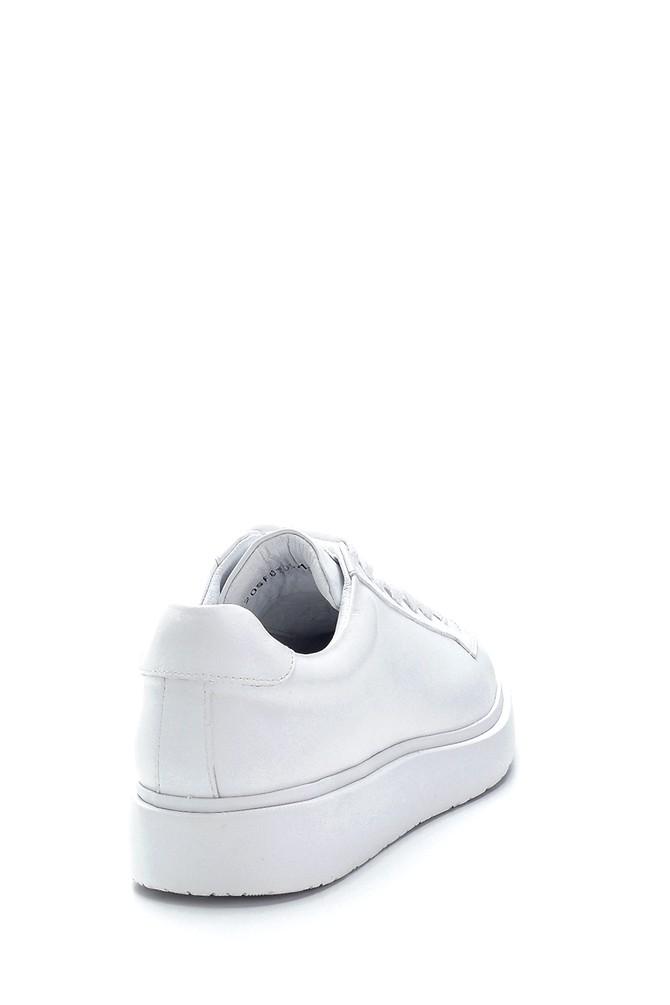5638275476 Erkek Deri Sneaker