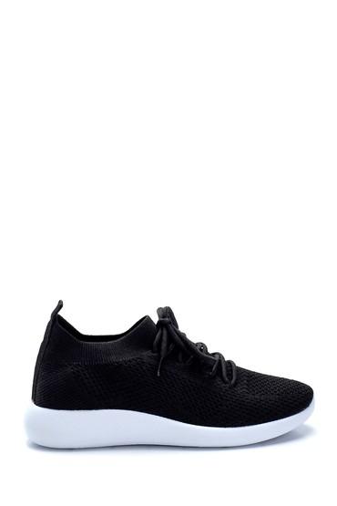 Siyah Kadın Çorap Sneaker 5638273511