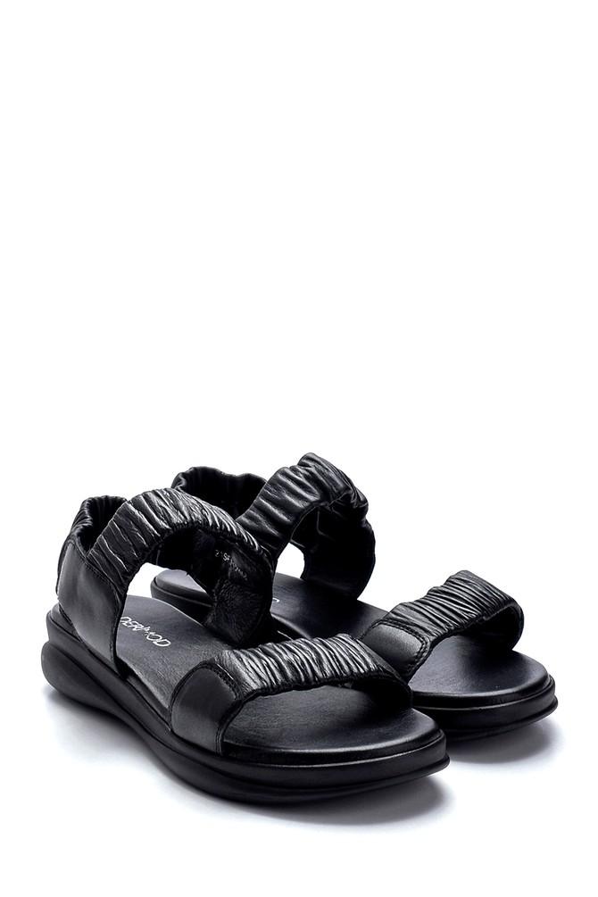 5638260756 Kadın Deri Sandalet