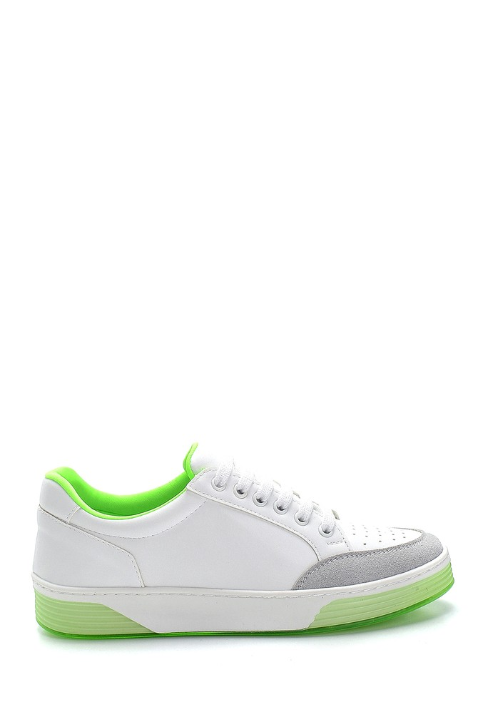 Beyaz Kadın Sneaker 5638277327
