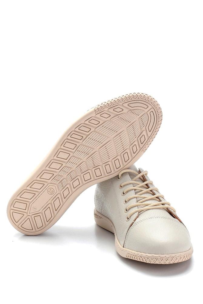 5638270213 Kadın Deri Sneaker