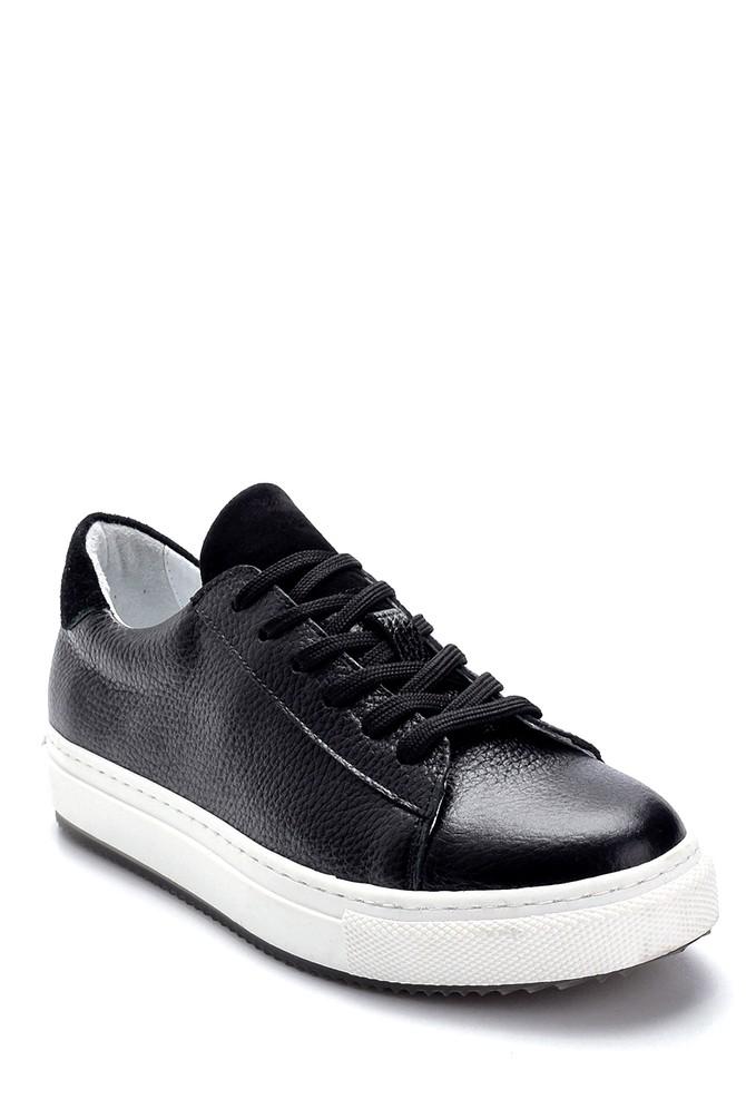 5638270235 Kadın Deri Sneaker