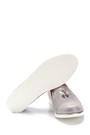 5638276024 Kadın Deri Sim Detaylı Loafer